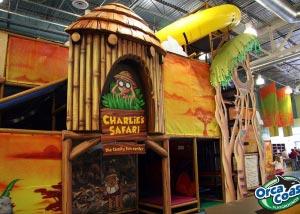 Charlie's Safari, WA