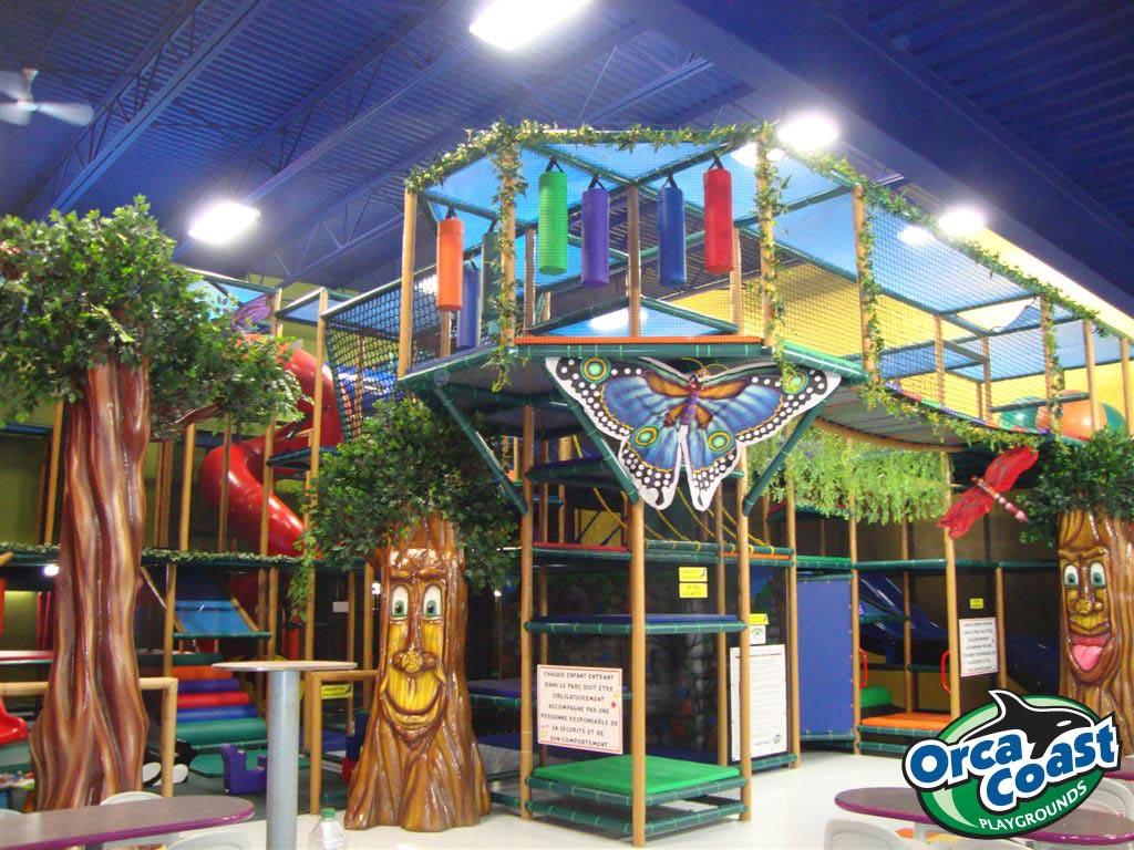 Safari Run Plano >> Wild Child Family Play & Party Place – Oneida, NY - Orca Coast Playgrounds