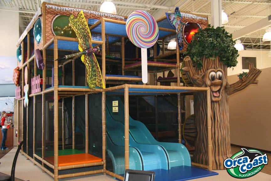 Kin-R-Gee Family Center – Concord, ON - Orca Coast Playgrounds