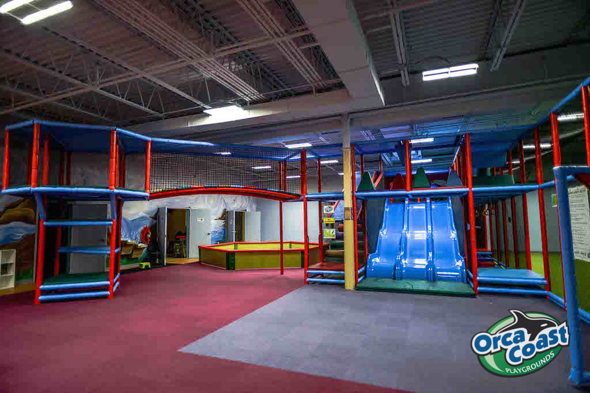 Woo Hoo Quebec Canada S Largest Indoor Playground By