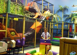 Gecko's Family Fun Centre - Brisbane, Australia