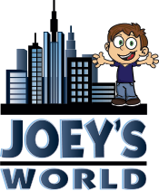 joeysworldlogo Joeys World   Bowmanville, ON