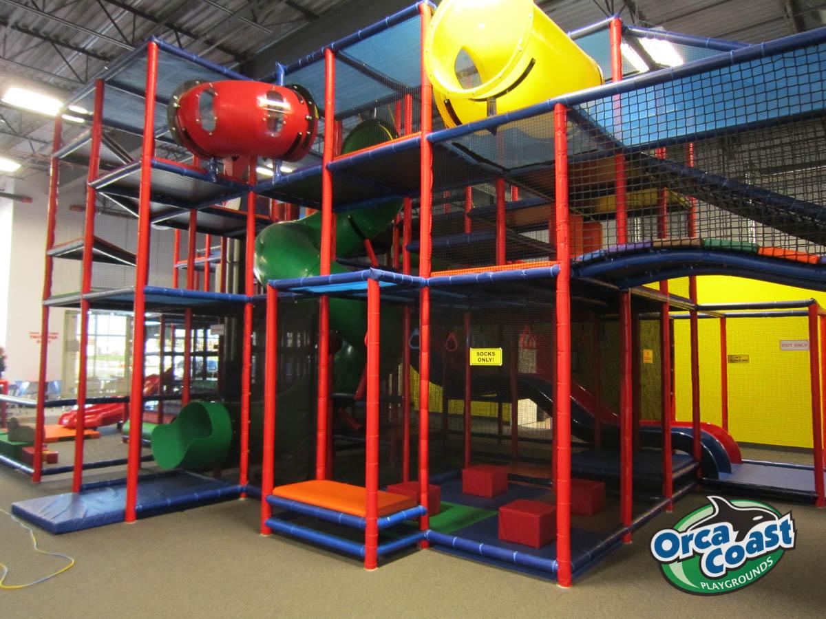 Kid City Century St Winnipeg Mb Orca Coast Indoor Playground Supplier
